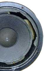 speaker refoam and recone repairs