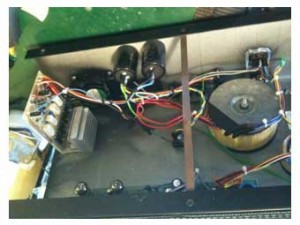 bass guitar amp mods output amp