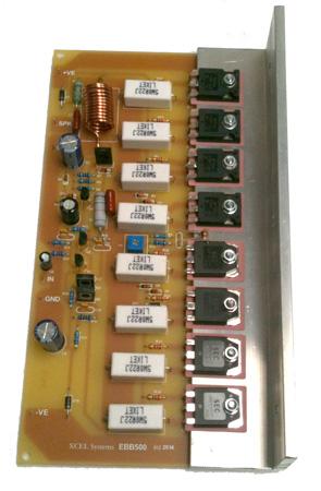 EBB500 - 500W MOSFET AMPLIFIER MODULE