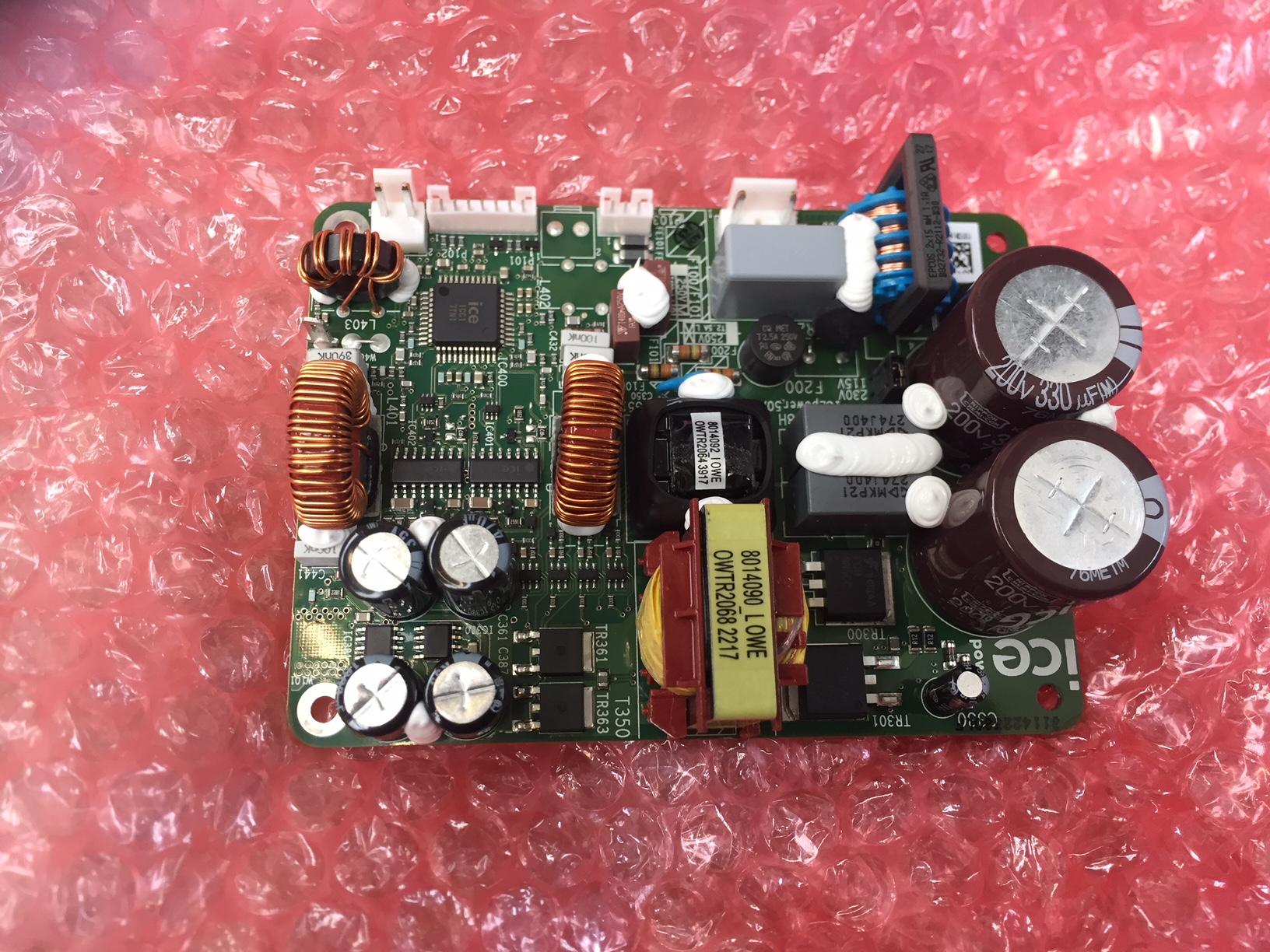 Fender Rumble 200 / GK MB200 ICEPOWER 50ASX2 Amplifier Module BTL