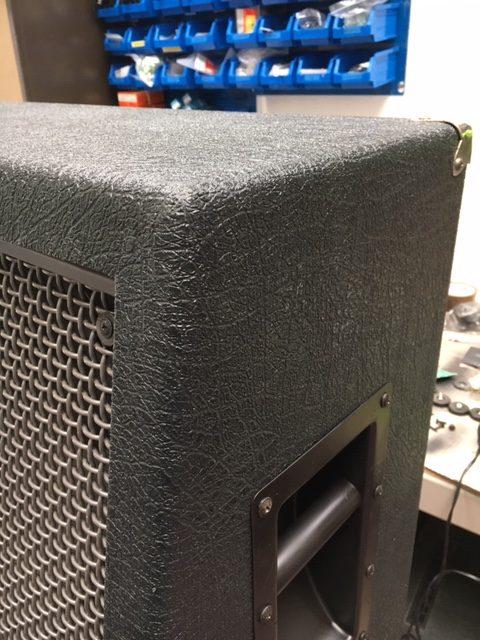 speaker recovering